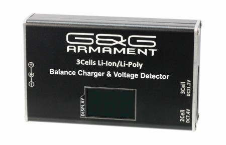 G&G LiPo Balance Charger w/ Voltage Detector 2.0