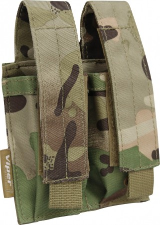 Viper Double Pistol Mag Pouch Vcam
