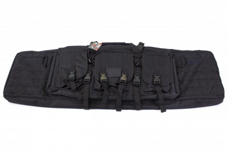"Nuprol Deluxe Soft Rifle Bag 46"" Black"