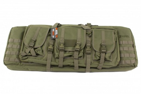 "Nuprol Deluxe Soft Rifle Bag 36"" Green"