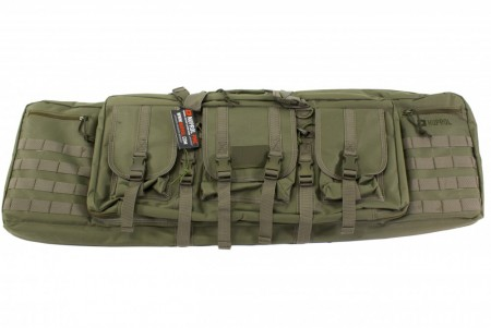 "Nuprol Deluxe Soft Rifle Bag 42"" Green"
