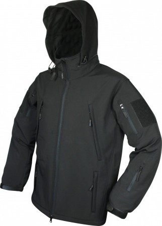 Viper Special Ops Soft Shell Jacket Black