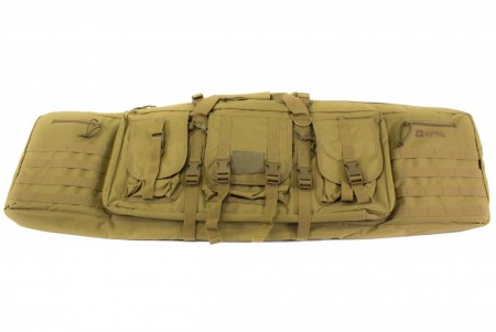 "Nuprol Deluxe Soft Rifle Bag 46"" Tan"