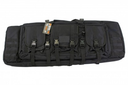 "Nuprol Deluxe Soft Rifle Bag 36"" Black"
