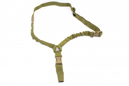 Nuprol One Point Bungee Sling Tan