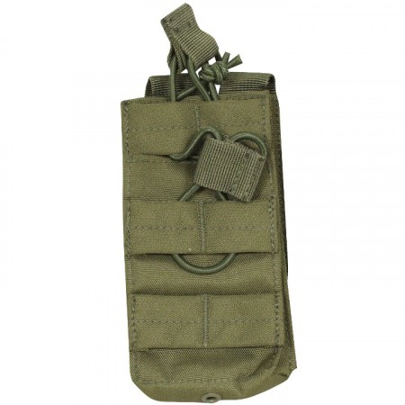 Viper Single Duo Mag Pouch Green