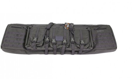 "Nuprol Deluxe Soft Rifle Bag 46"" Grey"