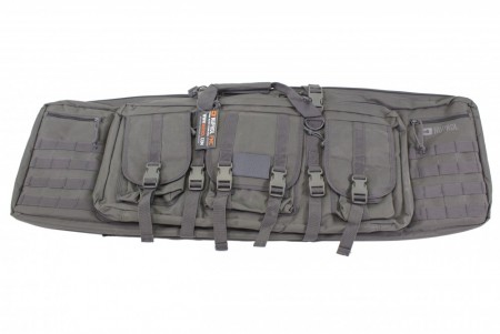 "Nuprol Deluxe Soft Rifle Bag 42"" Grey"