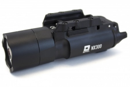 Nuprol NX300 Pistol Torch Black