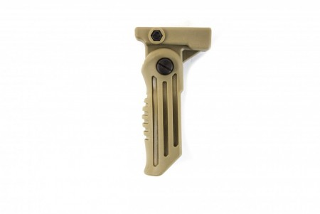 Nuprol Folding Vertical Grip Tan