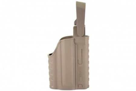Nuprol EU (Glock) Series Light Bearing Holster - Tan/FDE