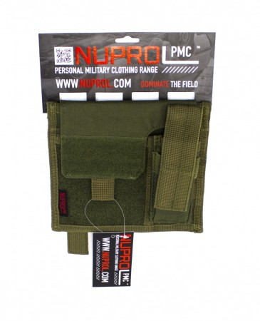 Nuprol PMC Admin Pouch Green