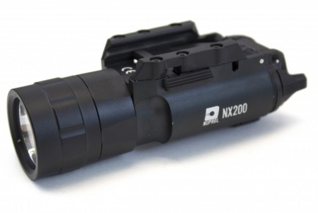 Nuprol NX200 Pistol Torch Black