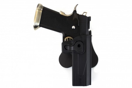 Nuprol Hi-Capa Series Holster Black