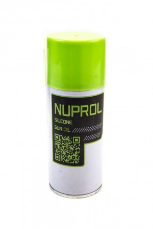 Nuprol Premium Silicon Gun Oil 180ml