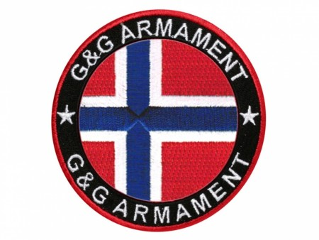 G&G Flag Patch Norway