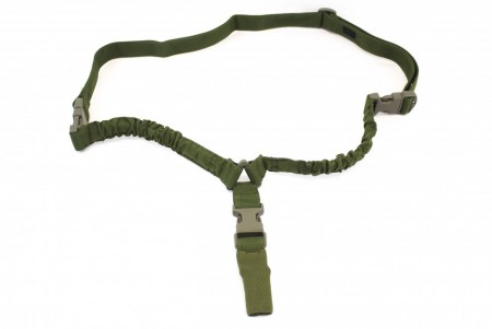 Nuprol One Point Bungee Sling Green