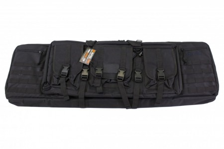 "Nuprol Deluxe Soft Rifle Bag 42"" Black"