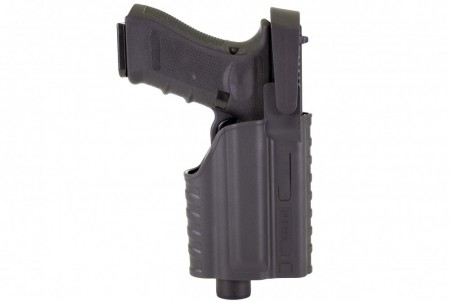 Nuprol EU (Glock) Series Light Bearing Holster - Black