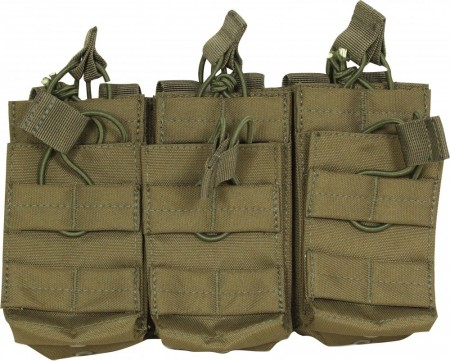 Viper Treble Duo Mag Pouch Green